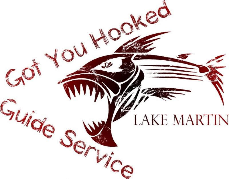 Got You Hooked Striped Bass Guide Service - Lake Martin, Alabama Link